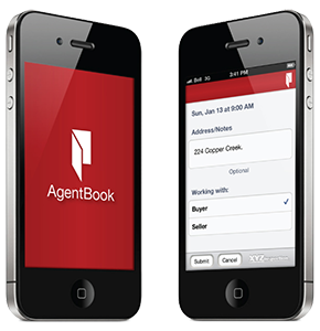 agentbook by Horizons mobile app for home inspections
