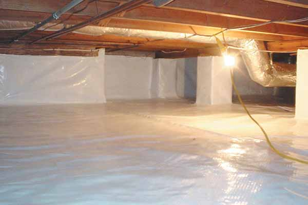 crawl space inspections in Columbus Ohio
