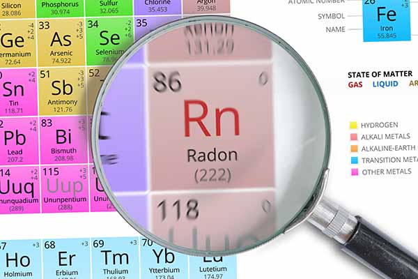 Radon home Inspection