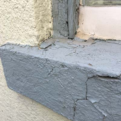 window sill paint with lead inspections in Columbus OH