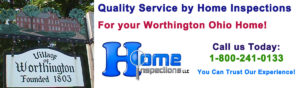 Worthington Ohio Home Inspections - Radon inspection - Termite inspection - mold inspections